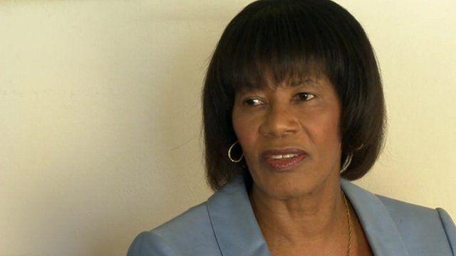 Team Jamaica Bickle to honour former Jamaica PM Portia Simpson