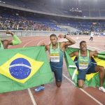 Brazil upsets U.S. in 4x100m final at IAAF World Relays