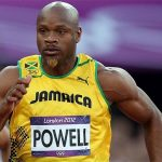 Asafa Powell and Canadian wife Alyshia expecting