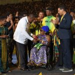 Rita Marley and Sizzla Honoured