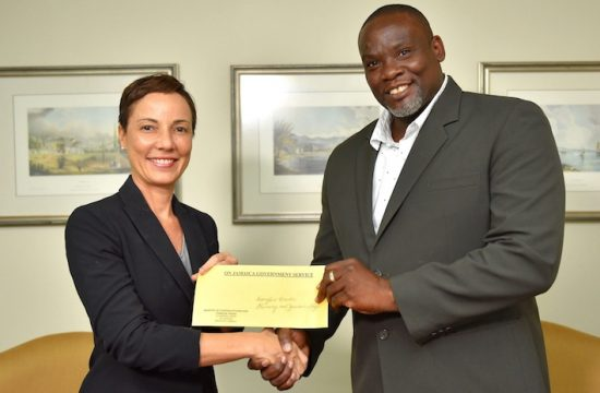 School in Jamaica gets $343,350 from Canadian Charity