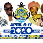 Love and Harmony Cruise Set To Sail April 2020