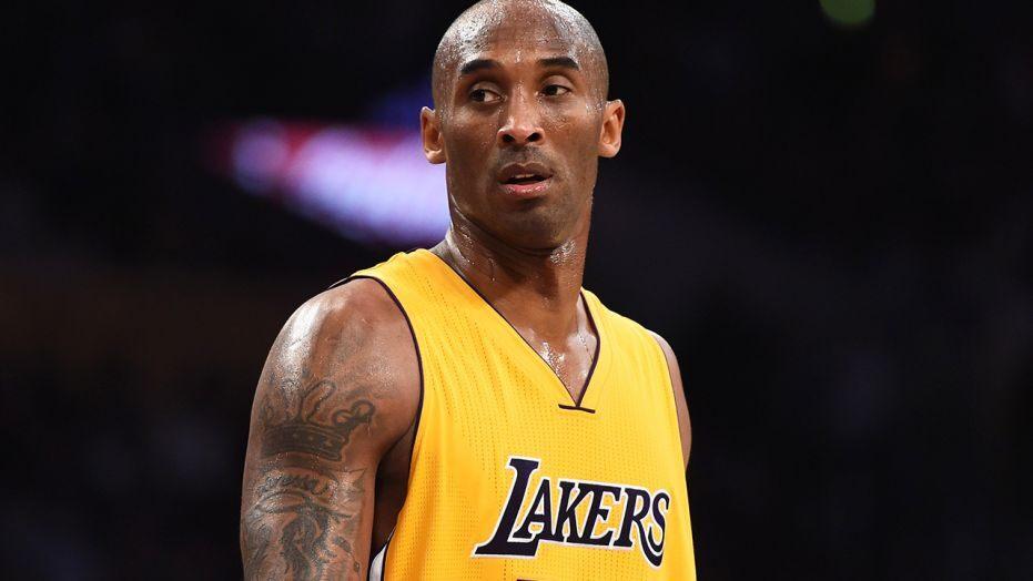 Kobe Bryant dies in a helicoper crash
