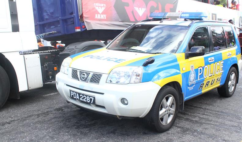Trinidadian Police Officers