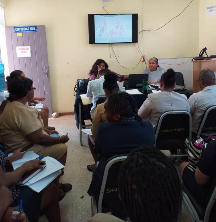 COVID-19 Preparedness Boosted in Central Jamaica