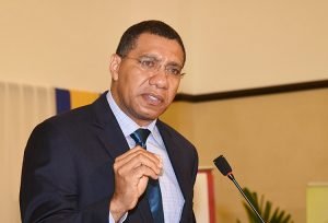 More Opportunities Needed For Jamaica's Unattached Youth says PM