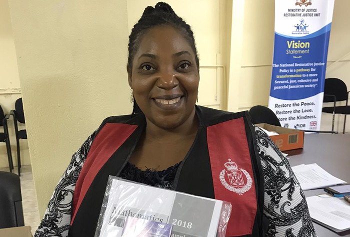Jamaican Detective Inspector Leads Academic Support Initiative In Kingston Western Division
