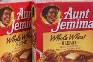 Bye Bye Aunt Jemima!