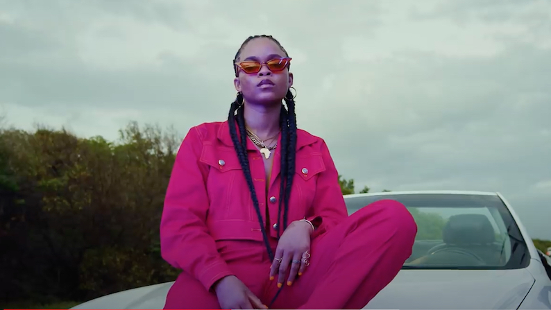 Lila Ike drops new video 'Forget Me'