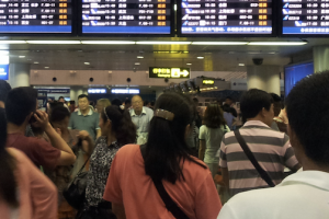 Flight cancellations in Canada send travellers in a tizzy